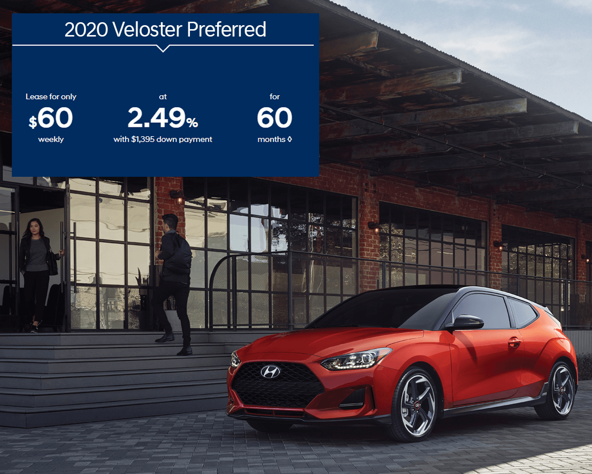 Factory Clearance: Veloster Preferred