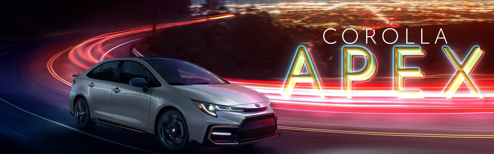 2021 Corolla Apex: The Top Of The Food Chain