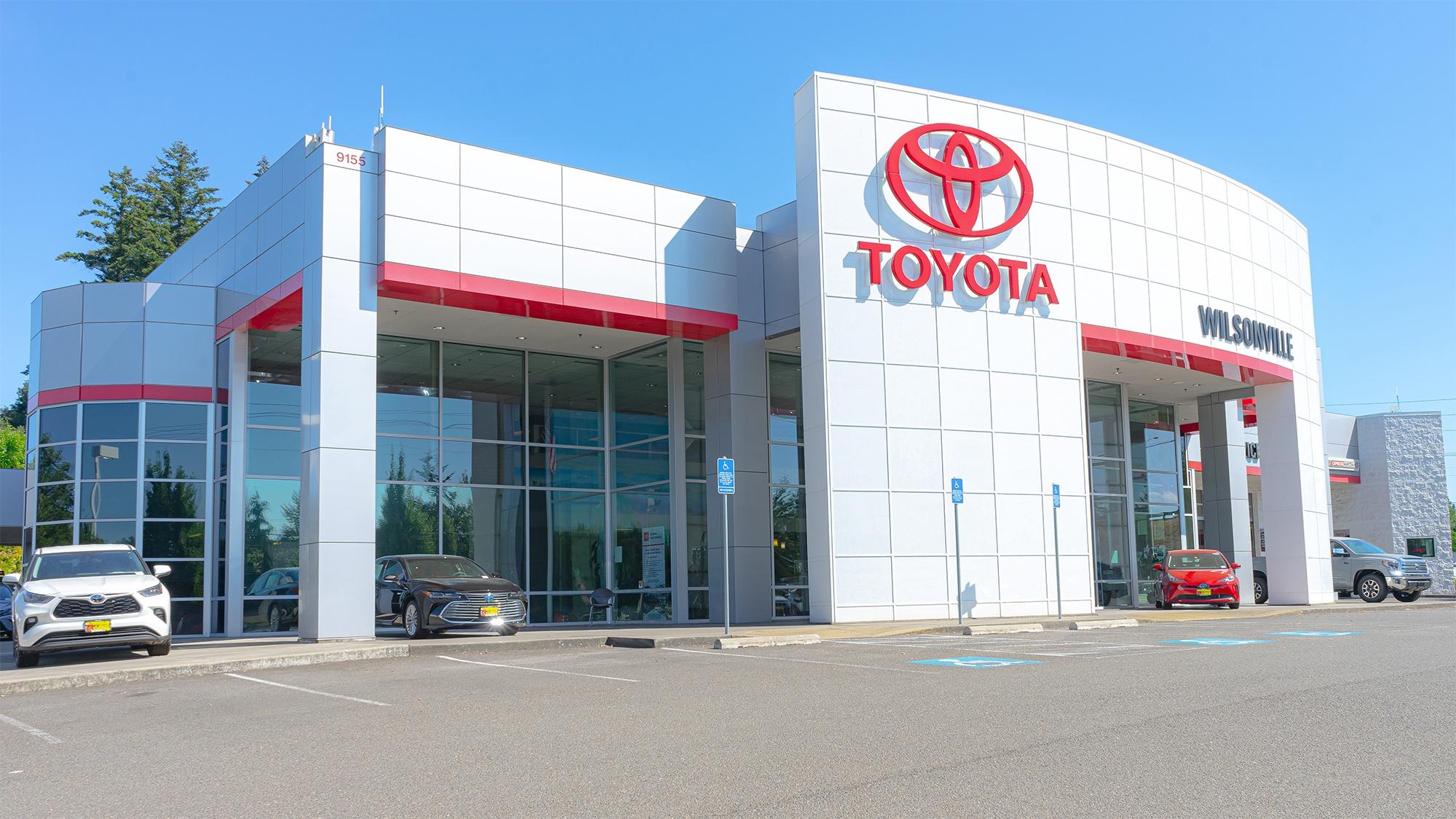 Wilsonville Toyota